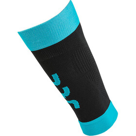 UYN Fly Calves Kobiety, black/turquoise
